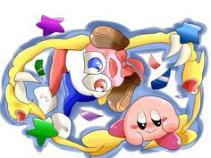 Marx and Kirby