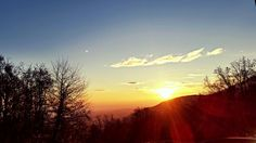 Alps * sun