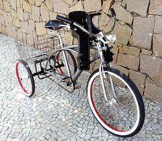 Olé + Bolo Sem Vergonha – Olé Bikes I Bicicletas, Triciclos e Food Bikes personalizados