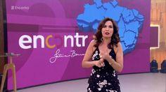 """Fátima Bernardes desabafa no 'Encontro': """"Início do ano não foi fácil"""""""