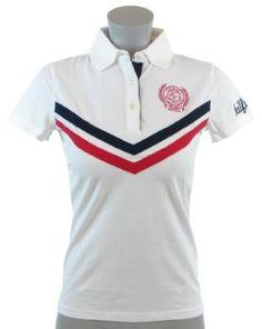 Tommy Hilfiger Women Classic Fit Logo Polo Shirt - XXL - White Tommy Hilfiger. $44.99