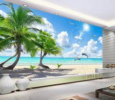 Paper Wallpaper, Custom Wallpaper, Photo Wallpaper, Wallpaper Decor, Floor Murals, Wall Murals, Tv In Bedroom, Stair Risers, Traditional Wallpaper