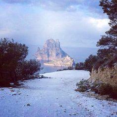 ⛄️❄️☁️ Snow on Ibiza! ☁️❄️⛄️