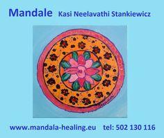 Mandale Kasia Neelavathi Stankiewicz-malowane na zamówienie !