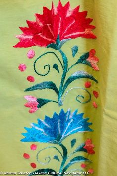 Pop Up Huipil Sale: Mexican Folk Art Dresses Mexican Flowers, Mexican Dresses, Mexican Folk Art, Pop Up, Appreciation, Textiles, Culture, Day, Oaxaca