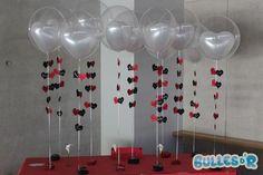 Décoration de mariage en ballons à Kurtzenhouse (67240 Alsace)