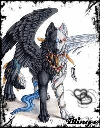 good wolves | evil and good wolf