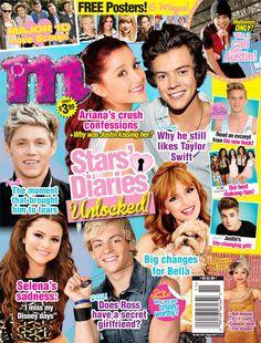 October/November 2013 cover Best Makeup Tips, Best Makeup Products, Justin Bieber, Deep Conversation Starters, Selena Gomez Poster, Ariana Grande Cover, Teen Magazines, Seventeen Magazine, November 2013