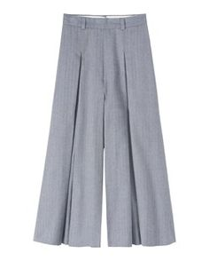 Ikat skirts, workwear skirts, linen wrap front skirts, mid length skirts and cotton skirts. Tapered Trousers, Wide Leg Trousers, Trousers Women, Linen Skirt, Pleated Skirt, Workwear Skirts, Build A Wardrobe, Mid Length Skirts, Straight Skirt