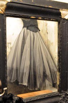 Robe #HauteCouture #corsetry #fashion #dress #Paris