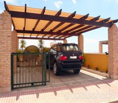 Pergola Carport Ideas