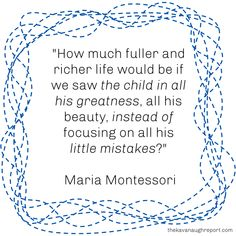 Reflecting on my goal for 2019 - a quote by Maria MontessoriYou can find Maria montessori and more on our website.Reflecting on my goal for 2019 - a quote by Maria Montessori Montessori Education, Montessori Toddler, Montessori Activities, Toddler Activities, Toddler Playroom, Montessori Materials, Primary Education, Toddler Learning, Special Education