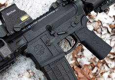 AR-15 Umbrella Corporation Weapons Research Group EOTech Magpul Lancer Systems Troy Industries Vltor Battle Arms Development KNS Precision Patriot Ordnance Factory Bravo Company Manufacturing
