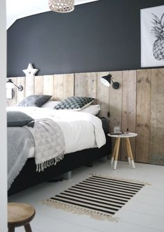 Nice Idee Deco Chambre Adulte Rustique that you must know, You?re in good company if you?re looking for Idee Deco Chambre Adulte Rustique Home Bedroom, Modern Bedroom, Bedroom Decor, Bedroom Black, Design Bedroom, Bedroom Ideas, Bedroom Storage Inspiration, Hotel Decor, Beautiful Bedrooms