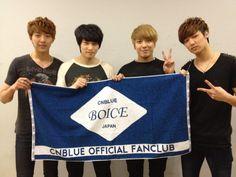 트위터 / fncmusicjapan: 【CNBLUE】 ファンミーティング大阪公演、終了しました! ...