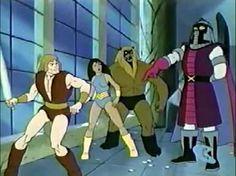 Thundarr the Barbarian #cartoons #animation