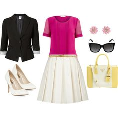 """""""Casual Office"""" by ymelda on Polyvore"""