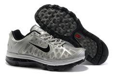 pretty nice 98694 e2d83 Mens Nike Air Max 2011 Metallic Silver Black Sneakers Nike Store, Free  Running Shoes