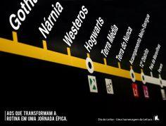"Post Facebook ""Dia do Leitor""- Livraria Leitura"