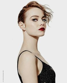 Emma stone gor vanity fair