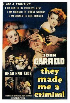 Doomed To Hide Forever    1939.
