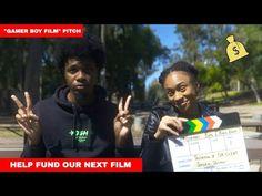 Gamer Boy - Short Film Next Film, Video Film, Short Film, Pitch, The Creator