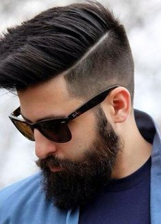 Want to get coolest and edgy hair look? Check out these best ideas of unique men's undercut styles to wear in to make you look fresh and handsome. Cool Hairstyles For Men, Modern Hairstyles, Cool Haircuts, Haircuts For Men, Haircut Men, Men's Haircuts, Edgy Long Hair, Edgy Hair, Undercut Hairstyles