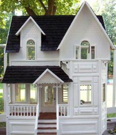 ♥•✿ڿڰۣ(̆̃̃•Aussiegirl #Garden #Sheds Amazing dollhouse
