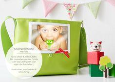 Kindergartentasche Märchen mit Foto