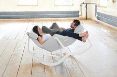SWAY Schaukelsessel / Markus Krauss Design & Interior // € 3900