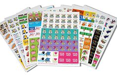 432 Planner Stickers - Busy Mom Collection for Calendars, Planners. Appointment Reminder Stickers, Doctors, School, Birthdays, Play Dates, Events, Scrapbook, Wedding, Vacation, Color Cute Designs Denise Albright http://smile.amazon.com/dp/B0195415JG/ref=cm_sw_r_pi_dp_WY4Rwb0A9J8CD