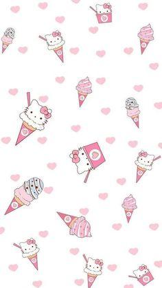 Hello Kitty kawai wallpaper