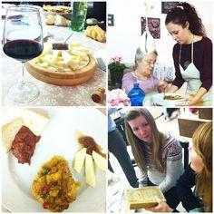 Terzo appuntamento con #APranzoConTER: una splendida serata a casa di @enricalazzarini (che ringraziamo tantissimo) con la sua adorabile Nonna Renata, PERFETTA CUOCA (un Pollo al Peperone da paiura!!!) con tante storie incredibili da raccontare - Instagram by igersemiliaromagna