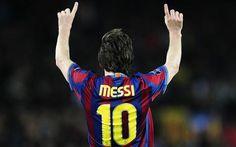 Lionel Messi e l'Olimpo del calcio