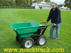 Muck Truck manufactures the best motorised wheelbarrows in the world!  Muck Truck is available in the Mini Dumper, Max Truck and E-Truck models. Accessories include a power lift, flat bed, vacuum, snow plow, ball hitch, and more. Perfect for farms, ranches, landscapers and contractors. Visit Muck Truck UK Ltd http://mucktruck.co.uk/