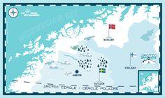 Retour du Monde - Road trip entre la Norvège, la Suède et la Finlande