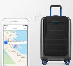 La première valise connectée, Bluesmart : Cadeau de Noël : puisez dans nos idées - Linternaute