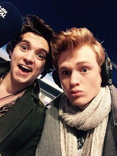 Brad + Tristan