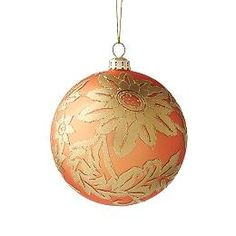 Williamsburg® Regency Damask Ball Ornament
