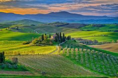 Peter Lik Photo. Tuscany's famous wine making region holds one of the most charming landscapes in all of Northern Italy. Just look at it – visions like this have been inspiring art and culture throughout Europe for centuries. It is a masterpiece created by the world's greatest artist: Mother Nature.