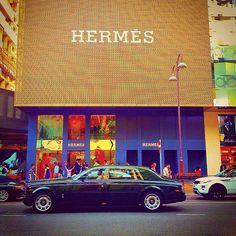Hermès & Rolls - @balazsroth- #webstagram