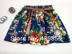 Free Shipping 2014 Vintage New Fashion Leopard Summer Chiffon Women Skirts Casual Floral Summer Dress Short Skirts WS001-in Skirts from Apparel & Accessories on Aliexpress.com