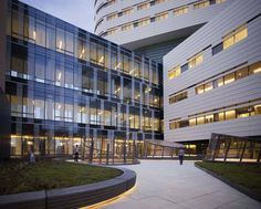 New Hospital Tower Rush University Medical Center / Perkins + Will