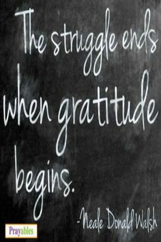 So true. http://www.beliefnet.com/Prayables/Quote-Galleries/Gratitude-Quotes-and-Prayers.aspx #GratitudeQuotes #InspirationalQuotes