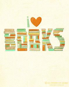 I <3 books