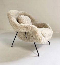 Home Interior Inspiration .Home Interior Inspiration Eero Saarinen, Womb Chair, Egg Chair, Ikea Chair, Decoration Bedroom, Take A Seat, Design Case, Handmade Home, Cheap Home Decor