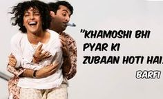 50 Bollywood Romantic Dialogues That Will Make You Fall In Love All Over Again Bollywood Love Quotes, Bollywood Songs, Bollywood News, Romantic Dialogues, Love Dialogues, First Love Quotes, Love Quotes In Hindi, Filmy Quotes, Silent Love