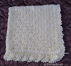 This blanket elegant and impressive yet is easy to make. The beautiful baby blanket is made using a unique stitch based on the Classic Fantail Shell stitch but worked in the round. The gorgeous FanTail Baby Blanket/Shawl by LisaAuch is the perfect gift for a newborn. You'll find a video tutorial on Lisa's site to help …