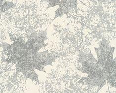 AS Creation Borneo : Tapeta w liście szara połysk 322645 Borneo Trellis Wallpaper, Botanical Wallpaper, Wallpaper Roll, Wallpaper Borders, Borneo, Bosnia Y Herzegovina, Shades Of Beige, Leroy Merlin, Designer Wallpaper