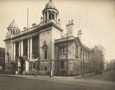 Bank St Martin's Leicester 1930s